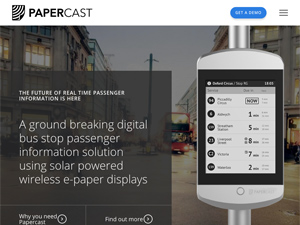 Papercast